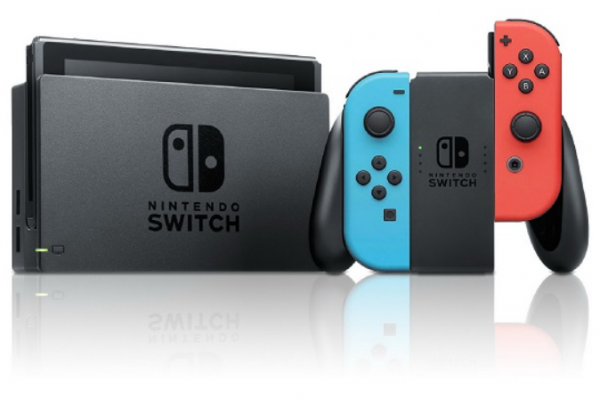 Nintendo Switch with the best portable gaming